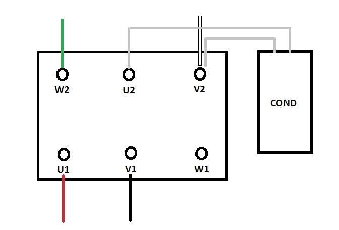Meccanica E Dintorni View Topic Contatti Motore Monofase